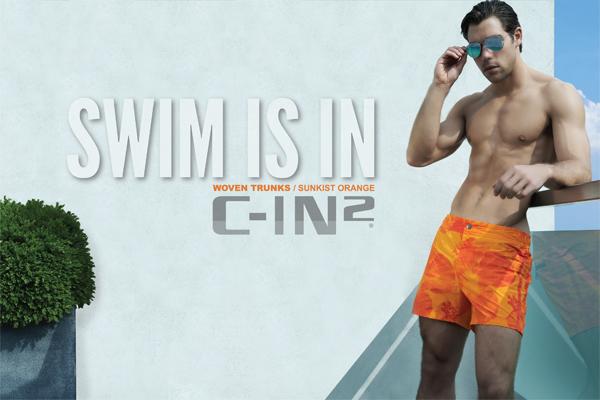 New C-IN2 Swim for 2013
