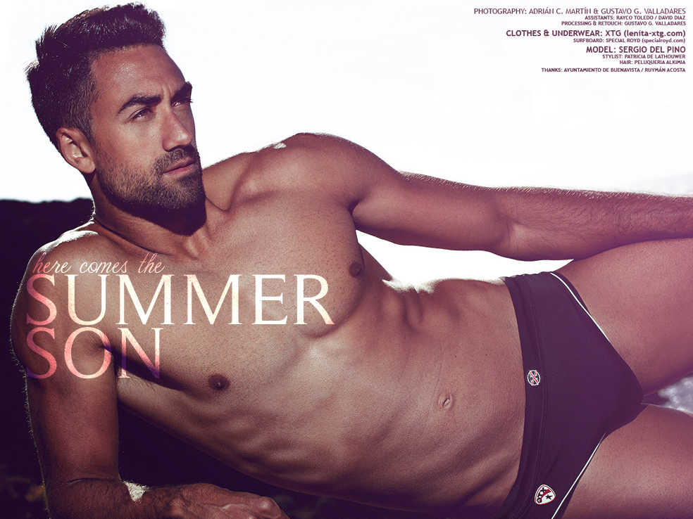Here Comes the Summer - XTG Summer Collection Pictorial