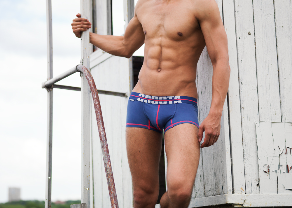 "Celebrate July 4th with Croota Underwear's ""High Ray"" Range of Hipster Trunks"
