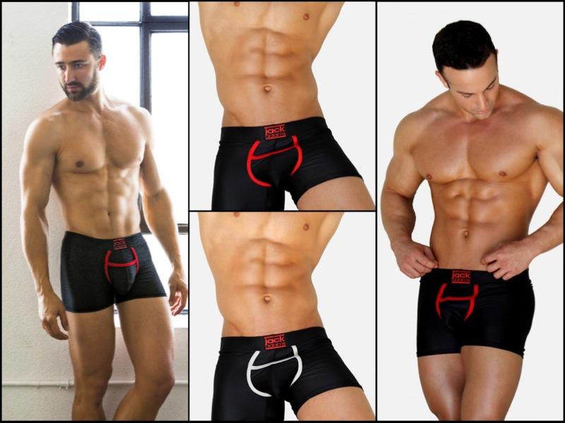 Style Brief - Jack Adams Bodyflex Trainer Trunk