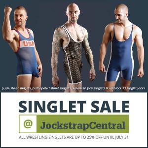 singlet-sale