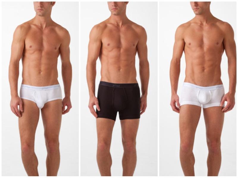 Classic Underwear...But Not Boring