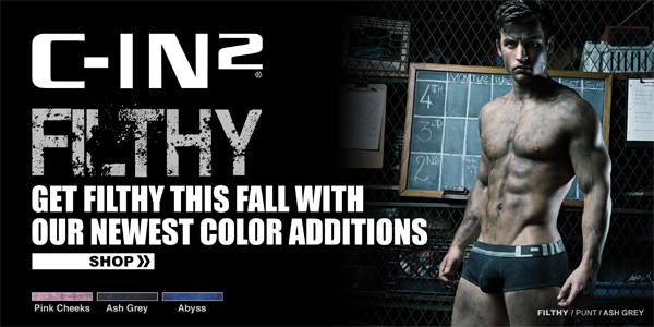 Style Brief - New Colors for the C-IN2 Filthy Line