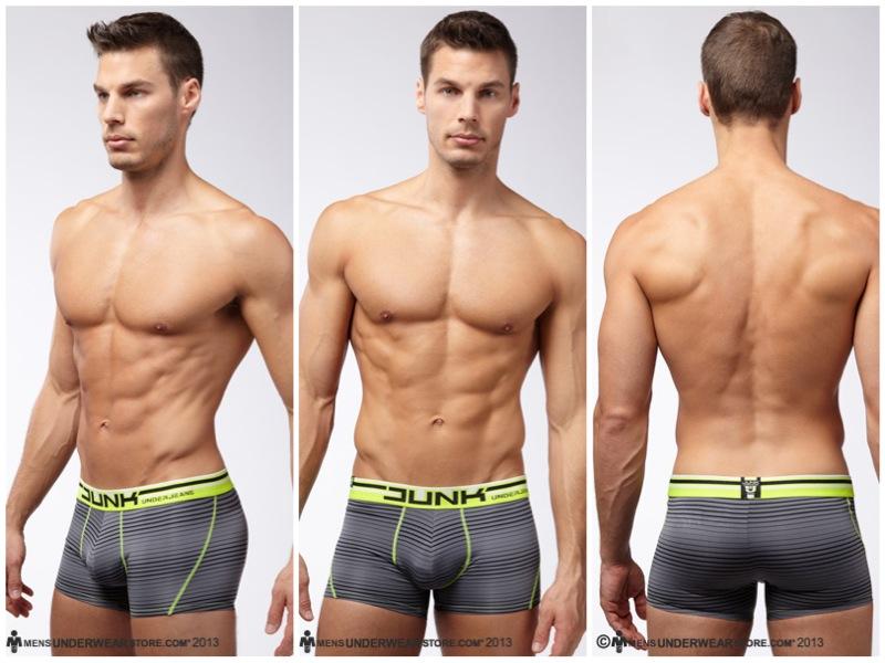 Underwear of the Week - Junk UnderJeans Ombre Trunk