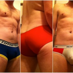 Brief Tale – Find out how @hotguyntown got into undies