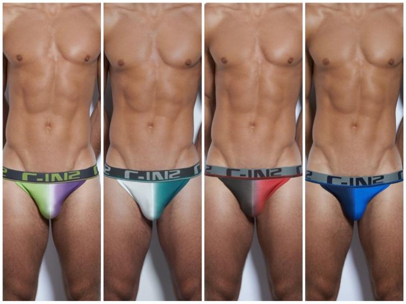 Underwear of the Week - C-IN2 Dip Dye Street Jock