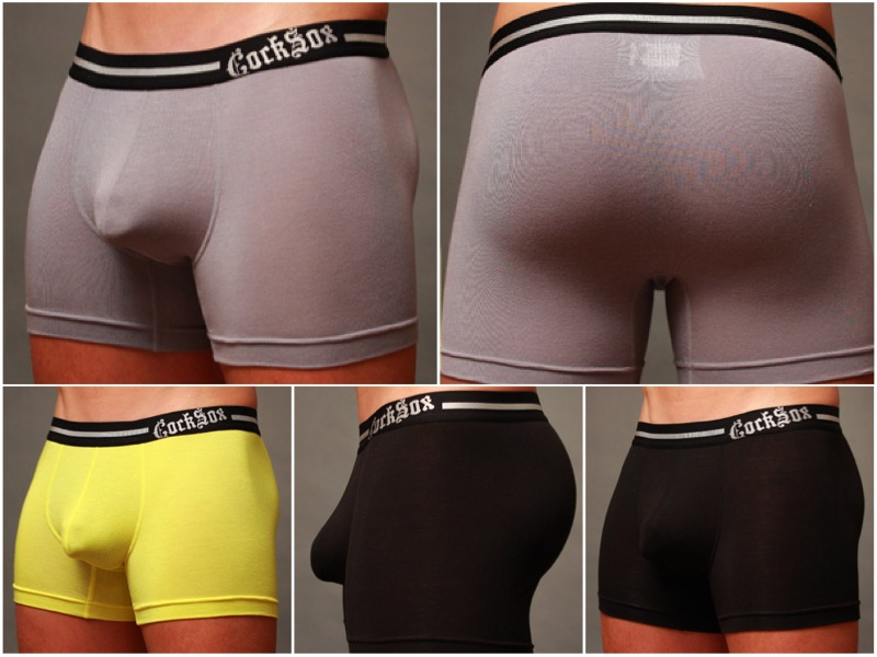 Review - Cocksox Backstage Boxer Brief