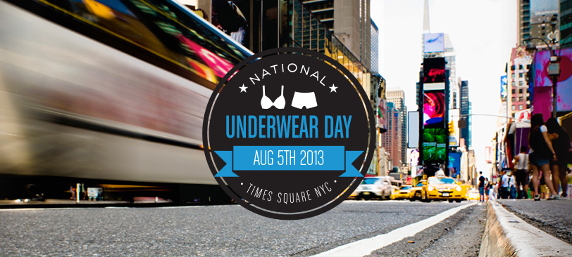Happy National Underwear day