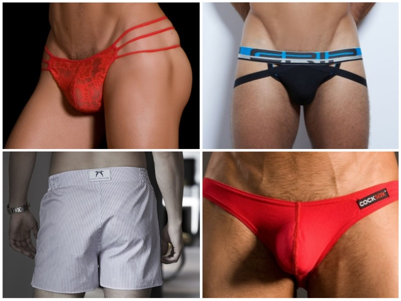 You can't Wear that! Don't let anyone tell you what underwear to wear