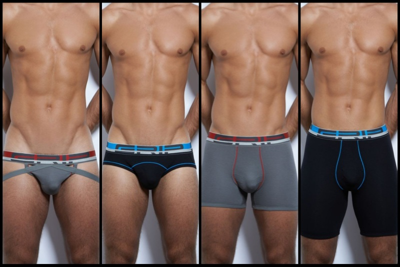 Style Brief - C-IN2 New Grip Colors