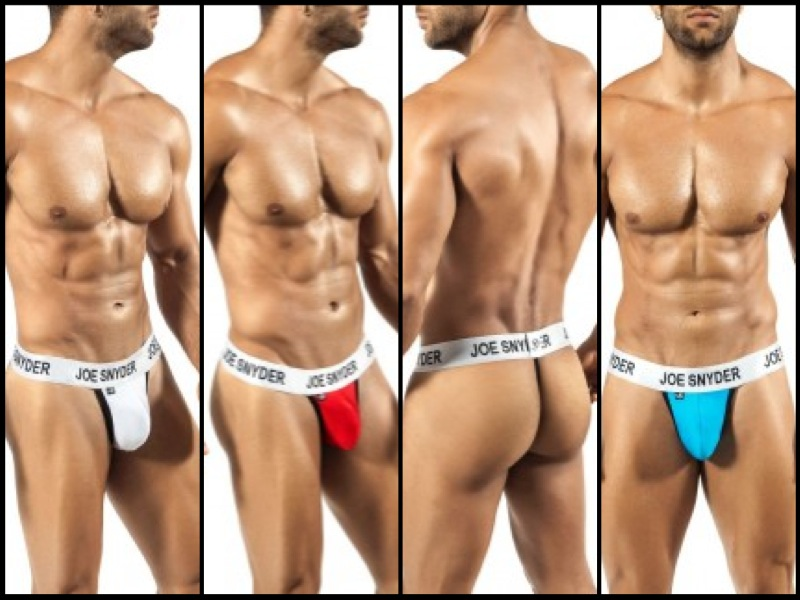 Review- Joe Snyder Activewear G-String