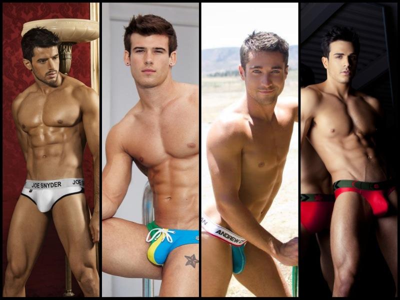 Who is your Favorite Underwear Model?