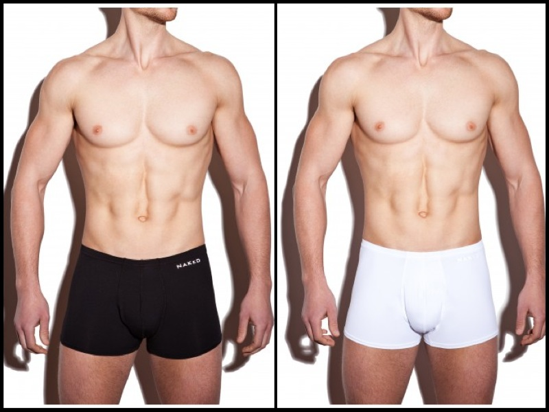 Style Brief - Naked Microfiber Trunk