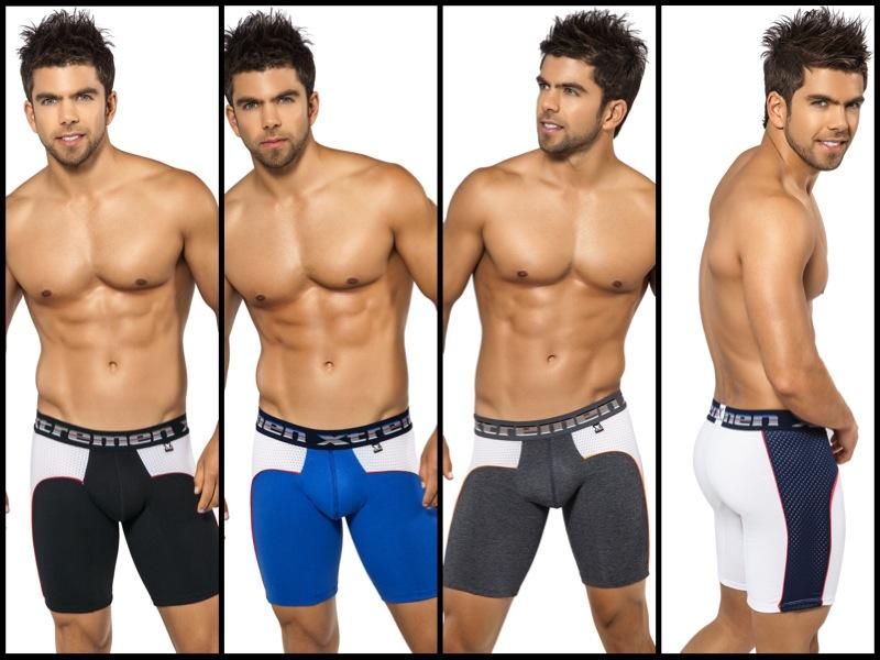 Style Brief - Xtremen Underwear Sport Boxer