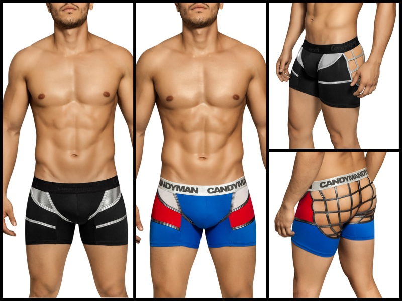 Underwear Halloween - Do You Want to Be A Spider Man?