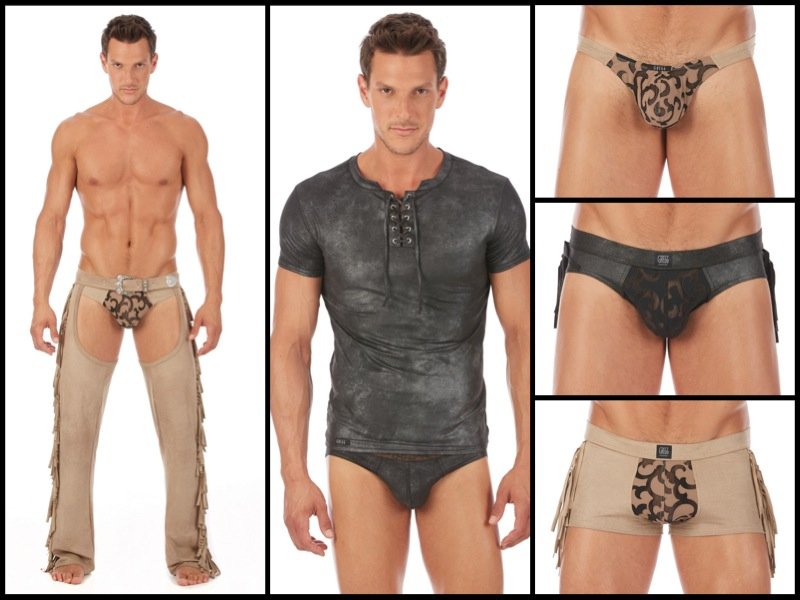 Style Brief - Gregg Homme Cowboy UP!