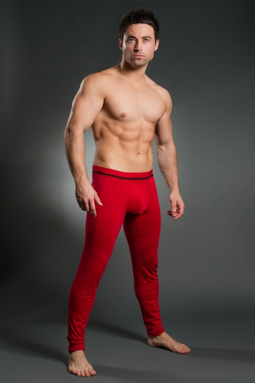 HOM HO1 Inners Long John GBP49.00 @ Deadgoodundies.com