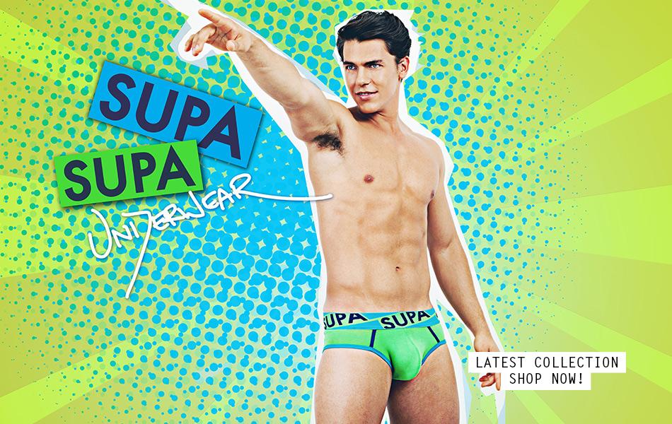 Style Brief - SupaWear Supa-Supa Line