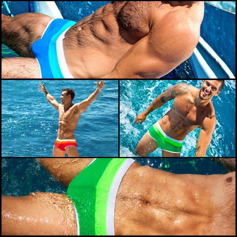 Style Brief - aussieBum Wave Swimwear