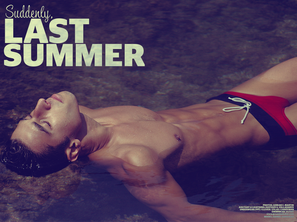 Suddenly, Last Summer Pictorial by Adrian C. Martin