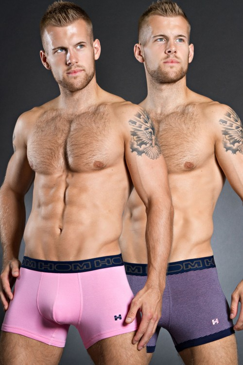 HOM Boxer Line Maxi Twin Pack GBP29.00