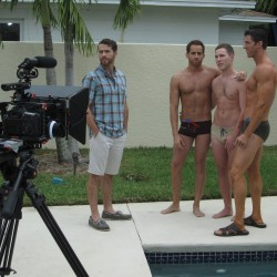 """Croota Swim Wear Makes Its Movie Debut In Tampa-Based Rob Williams Film, """"Out To Kill"""""""