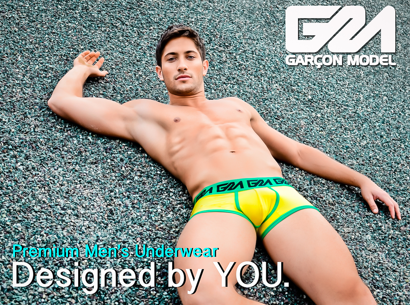 Garcon Model - Interview