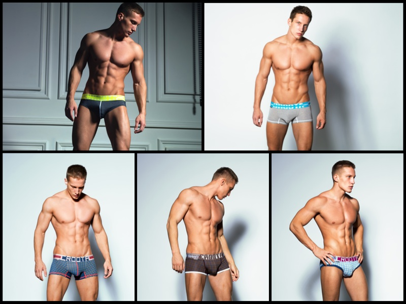Croota Underwear Releases Six New Ranges For 2014