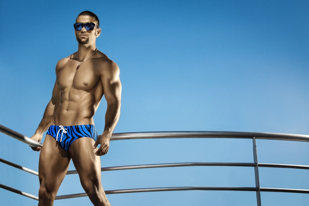 Brief Distraction featuring Vuthy Swimwear