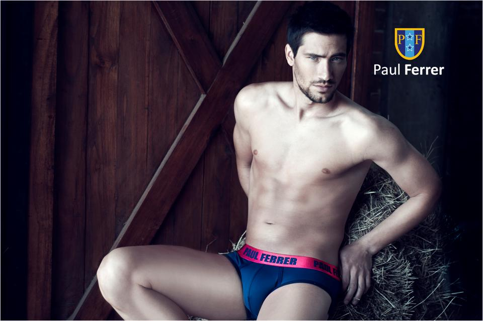 Style Brief - Paul Ferrer Underwear