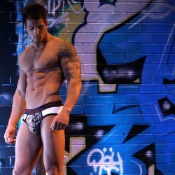Review 2wink Graffiti Freedom Jock