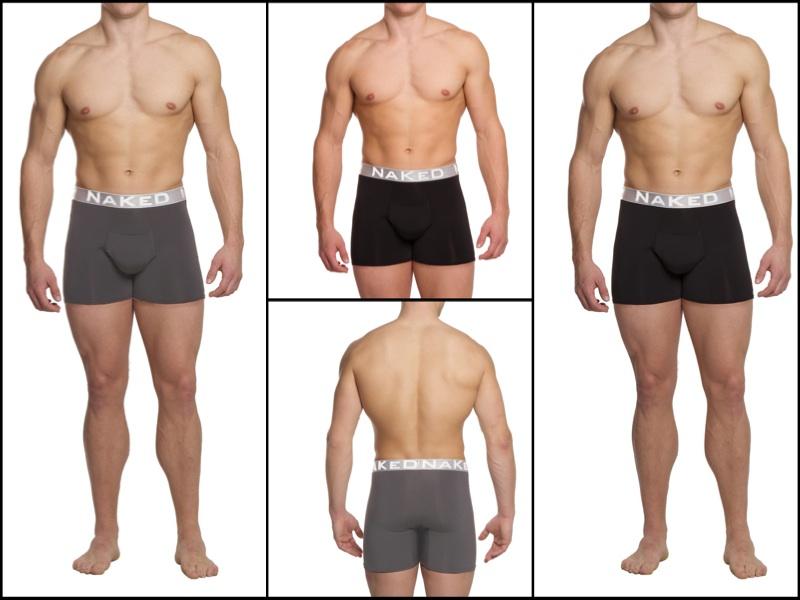 Technical Brief - Naked Underwear Silver