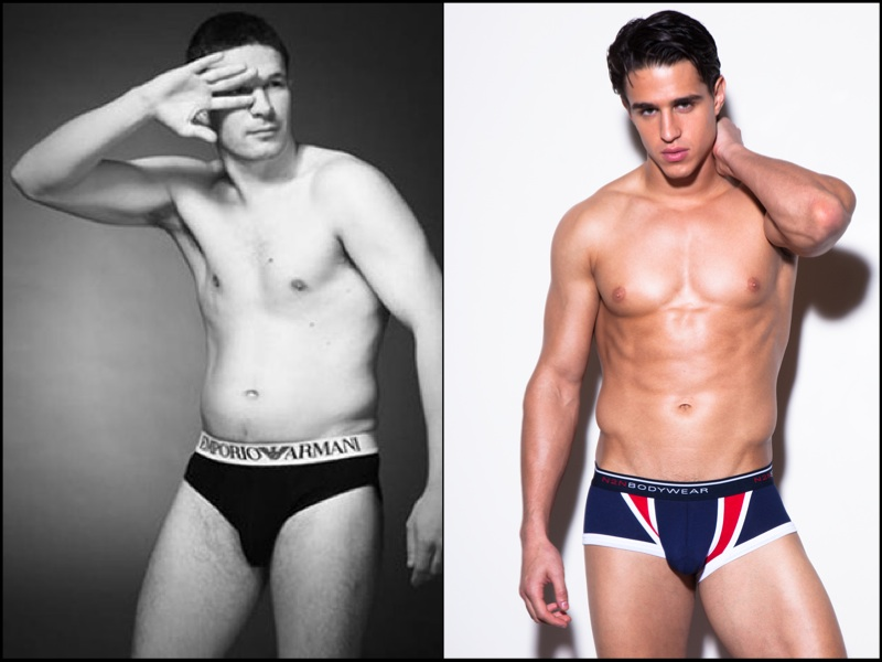 Three Useful Underwear Tricks To Use Before You Get That New Year's Resolution Body