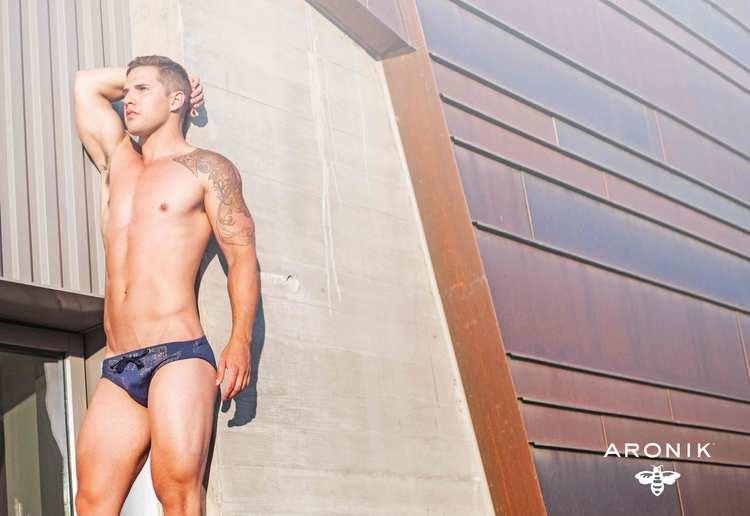 Interview Aronik Swimwear