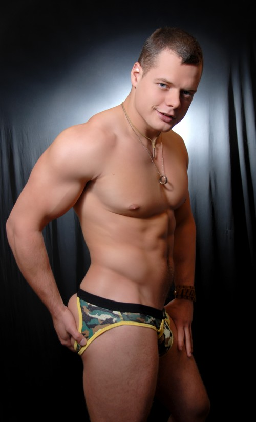 GBGB Rolf jock brief