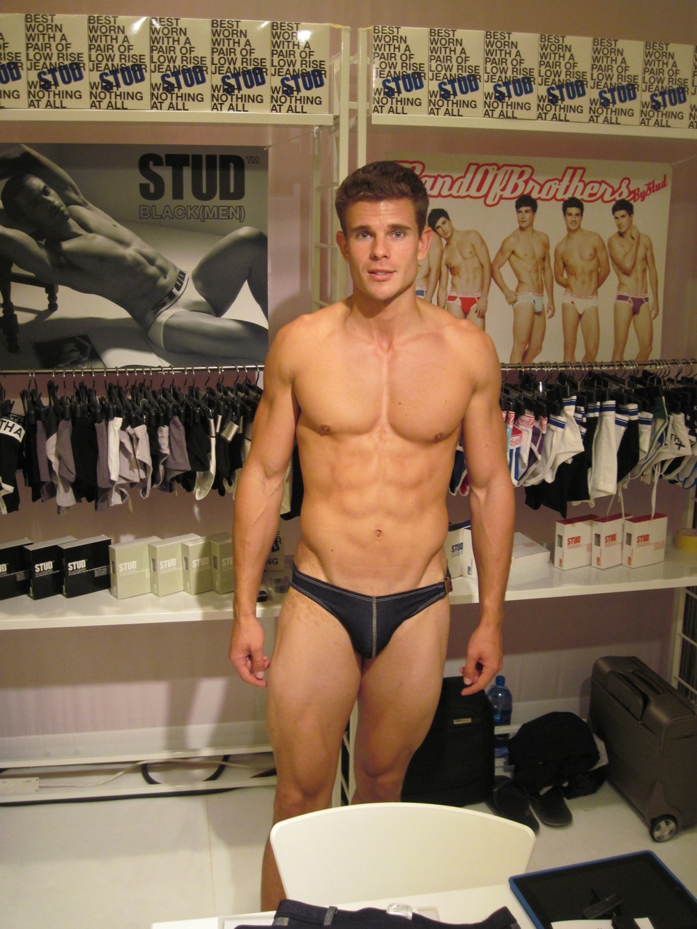 Brief Distraction featuring Stud Underwear from 2012