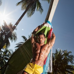 Brief Distraction featuring ES Collection Swimwear
