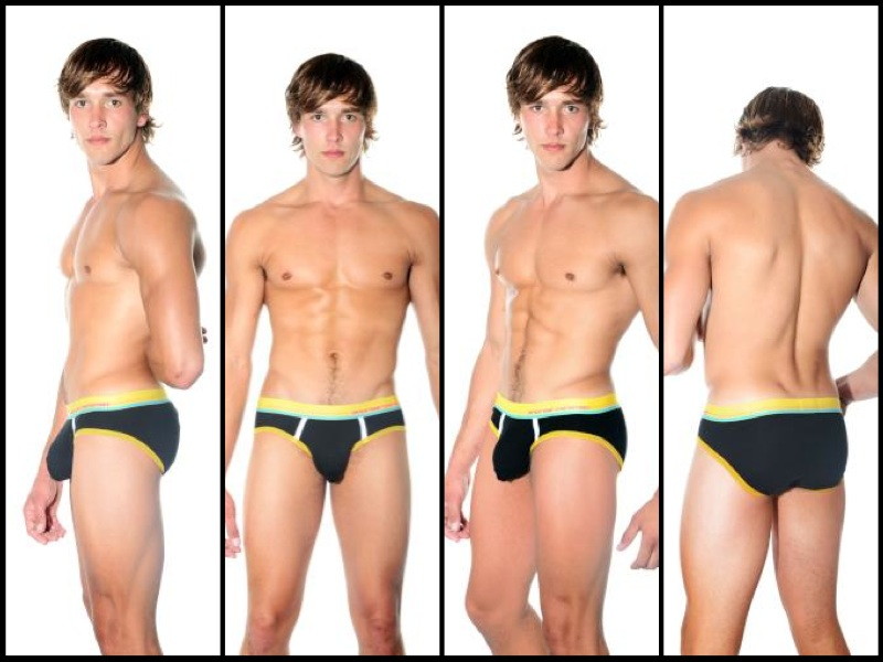 Video Review - Andrew Christian Color Vibe Sports Brief