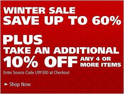 UnderGear - Winter Sale