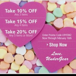 Undergear – Be Ours Sale