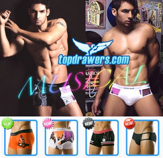 Top Drawers has Clever Underwear