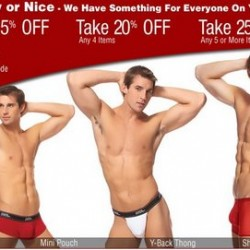 Undergear – Naughty or Nice?