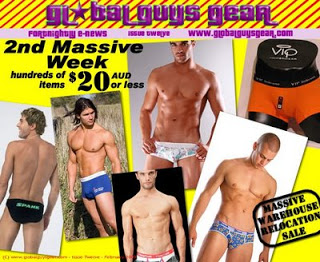 Global Guys Gear - Warehouse Relocation Sale