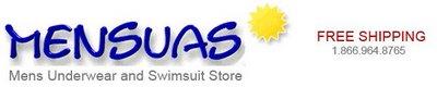 Mensuas - 15% off your Next Order