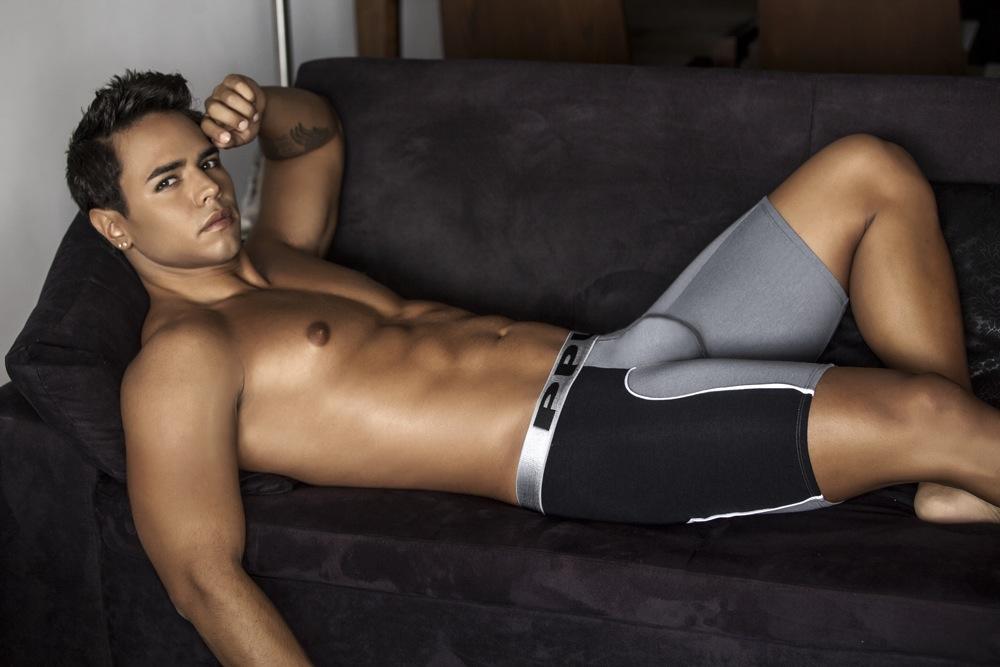 Brief Distraction Featuring PPU Underwear