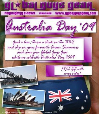 Global Guys Gear - Australia Day 09