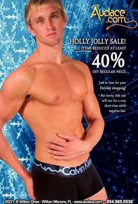 Audace - Holly Jolly Sale