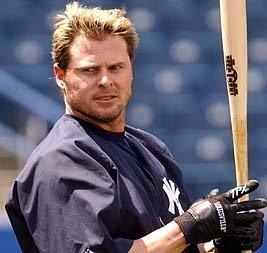Major League Baseball and a Thong