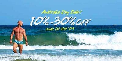 Cocksox - Australia Day Sale