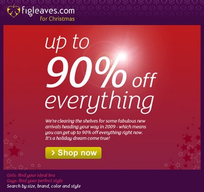 Figleaves - Up to 90% Off Salse